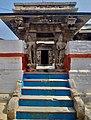 11th century Panchalingeshwara temples group, Kalyani Chalukya, Sedam Karnataka India - 1.jpg