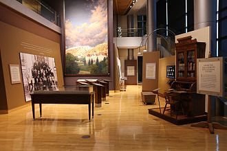 Education in Zion Gallery - Image: 12 Maeser Room