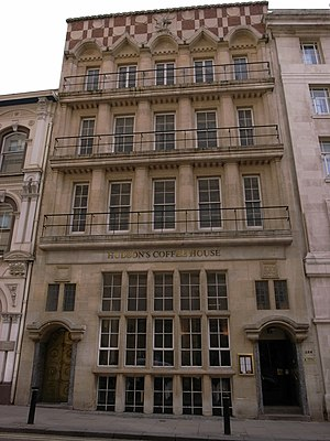 William Lethaby - 122-124 Colmore Row, Birmingham