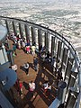 124th floor @ At the Top SKY @ Burj Khalifa @ Dubai (15697909208).jpg