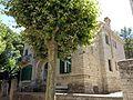 126 Xalet de Sant Jordi, barri del Balneari (Vallfogona de Riucorb), angle nord-oest.jpg