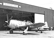 128th Fighter Squadron P-47 Thunderbolt Marietta GA May 1946