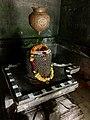 12th to 13th century Sahasra linga in a matha, Kolanupaka village, Telangana India - 2.jpg