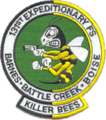 131st Expeditionary Fighter Squadron Operation Allied Force patch.png