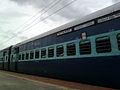 13351 Bokaro Express at Pithapuram railway station 03.jpg