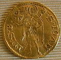 1474 secondo semestre, fiorino d'oro XXVIII serie, stemma machiavelli.JPG