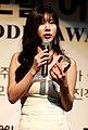151216 2015 한국레이싱모델어워즈 최고 신인인기상 송주아 직캠.jpg