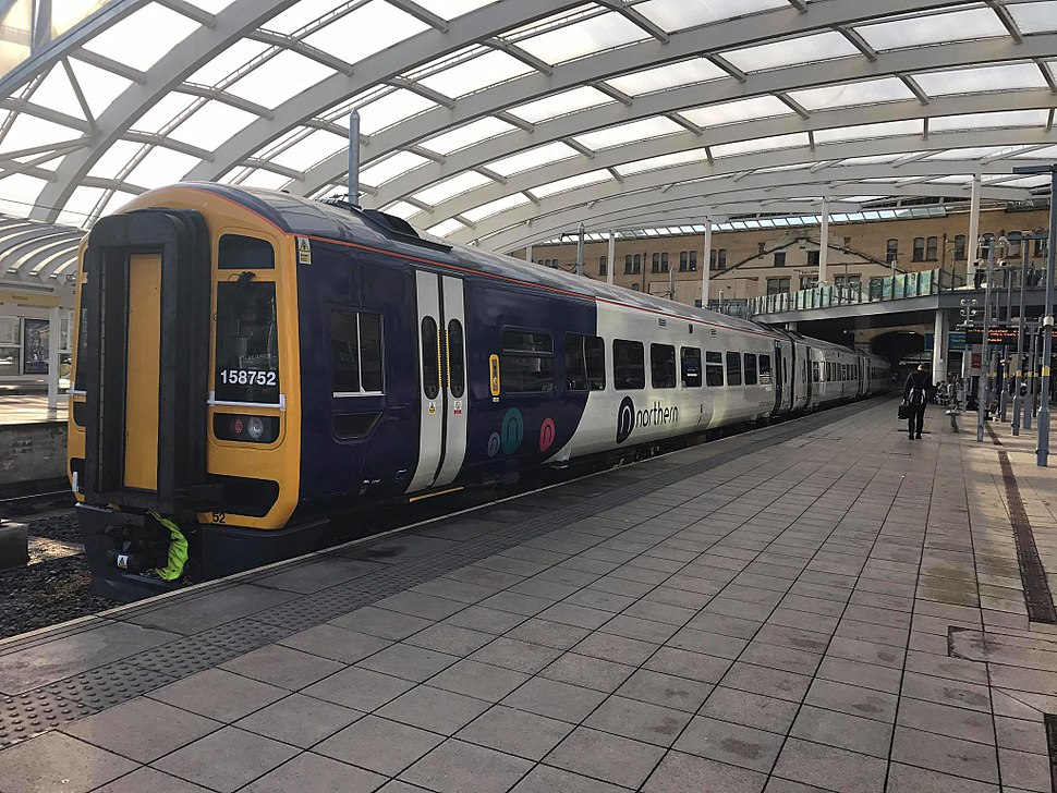 158752 at Manchester Victoria