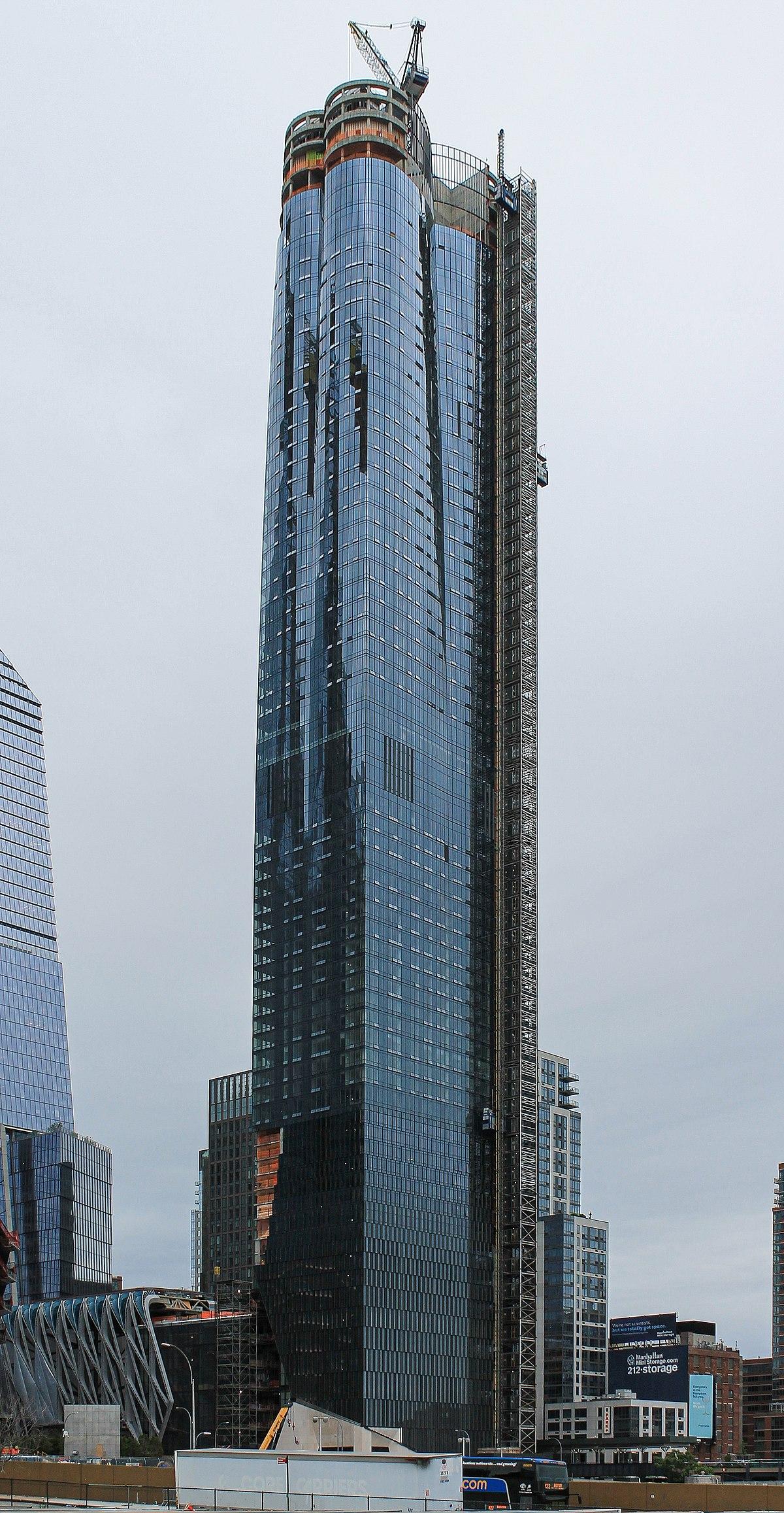 15 Hudson Yards Wikipedia