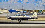 165985 2001 Raytheon T-6A Texan II C-N PT-152 (TAW-6) (6854788127).jpg