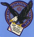 168 RCAF Squadron Crest manufactured by Crest Craft of Saskatoon, circa 1944..jpg