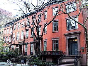 Margaret Sanger - Sanger's Birth Control Clinical Research Bureau operated from this New York building from 1930 to 1973