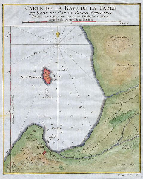 File:1763 Bellin Map of Cape Town (Cape of Good Hope) South Africa - Geographicus - GoodHope2-bellin-1763.jpg