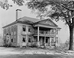 1790 House - The 1790 House (May 1936).