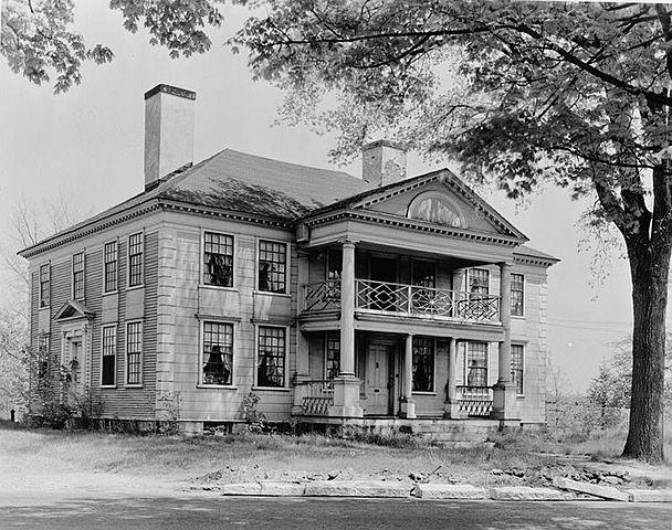 File 1790 House Woburn Massachusetts Circa 1930s Jpg