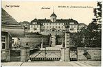 18347-Bad Gottleuba-1914-Haupteingang zum Genesungsheim-Brück & Sohn Kunstverlag.jpg