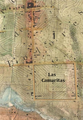 1858 Segment of U.S.Coast Survey Chart of San Francisco Califorina showing Las Camaritas.png