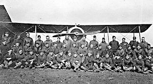 186th Aero Squadron - 186th Aero Squadron
