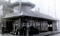 1893 RailwayTransferStation 8thAve KansasAve Topeka KansasStateHistoricalSociety.png