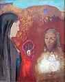 1895 Redon Christus und Samariterin anagoria.JPG