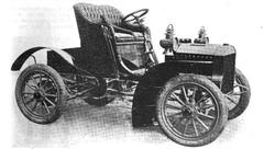 1906 Lambert model A runabout