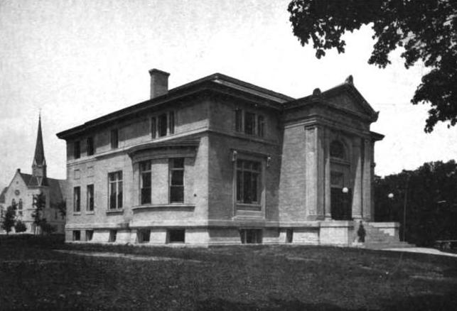 1915 Winchendon library