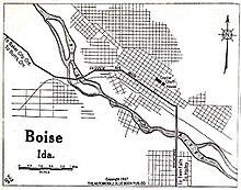 Timeline of Boise, Idaho - Wikipedia
