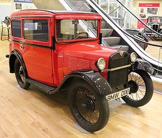 BMW Dixi - 1928 BMW Dixi