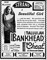 1931 - Strand Theater Ad - 12 Dec MC - Allentown PA.jpg