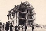 1944 Immeuble de Anna Schneider-Ulmer après un bombardement allié sur Forbach.jpg
