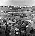 1958 visite d'une délégation INRA au Haras du Pin Cliché Jean Joseph Weber-21-1.jpg