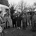 1958 visite d'une délégation INRA au Haras du Pin Cliché Jean Joseph Weber-55.jpg
