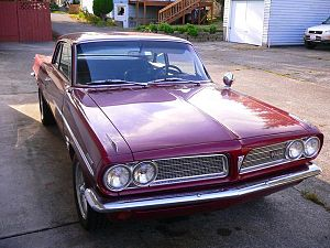 Pontiac Tempest - 1963 Pontiac LeMans sport coupe