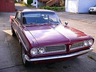 Pontiac LeMans - 1963 Pontiac LeMans coupe
