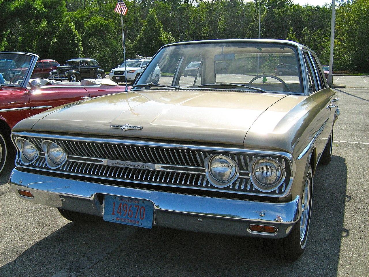 Used Model Ambassador Car Sale