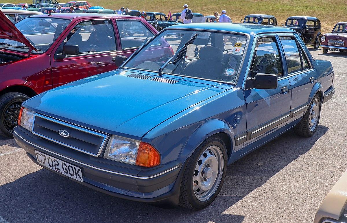 Ford Transit Connect >> Ford Orion – Wikipédia, a enciclopédia livre