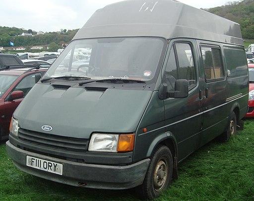 1989 Ford Transit 190 (14125330363)