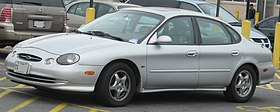 1996-1999 Ford Taurus SHO front.jpg