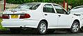 1997-1998 Nissan Pulsar (N15) Plus sedan (2011-11-17).jpg