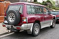 1999 Mitsubishi Pajero (NL) GLS Exceed wagon (2015-07-03) 02.jpg