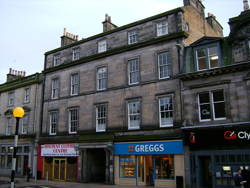 File 19th century building at location where adam smith for Smith house construction