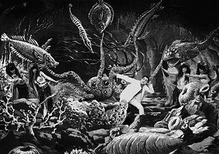 <i>Under the Seas</i> 1907 film from Georges Méliès