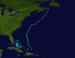 2000 Atlantic subtropical storm 15 track.png