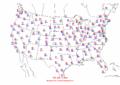 2002-09-10 Max-min Temperature Map NOAA.png