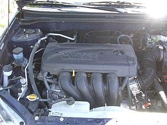 Toyota ZZ engine - 2005 Corolla S engine