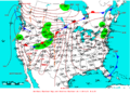 2006-09-15 Surface Weather Map NOAA.png