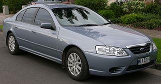 Ford Fairmont (Australia) Motor vehicle