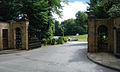 2008 07 Saint Hill Manor estate entrance.jpg