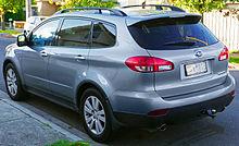 Subaru Tribeca 2016 >> Subaru Tribeca Wikipedia