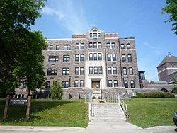 College of St. Scholastica - Wikipedia